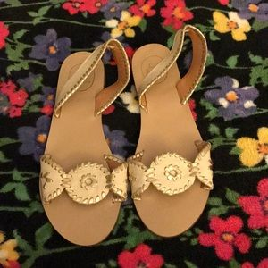 Jack Rogers Lilliana in Bone